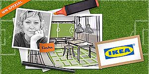 bild berichtet so macht sich ikea bei seinen neuen nachbarn beliebt. Black Bedroom Furniture Sets. Home Design Ideas