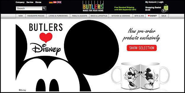 Butlers onlineshops in uk und spanien gehen an den start for Butlers impressum