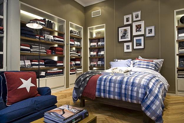 gant neuer flagship store in hamburg. Black Bedroom Furniture Sets. Home Design Ideas