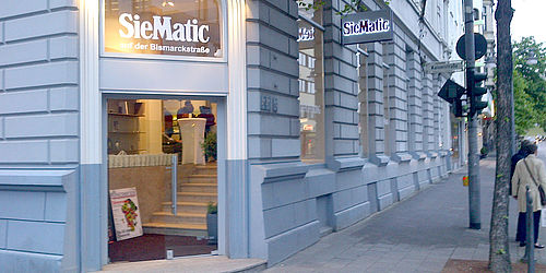 mhk siematic studio in m nchengladbach er ffnet. Black Bedroom Furniture Sets. Home Design Ideas