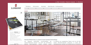Lambert neuer flagshipstore in m nchen for Bolia frankfurt