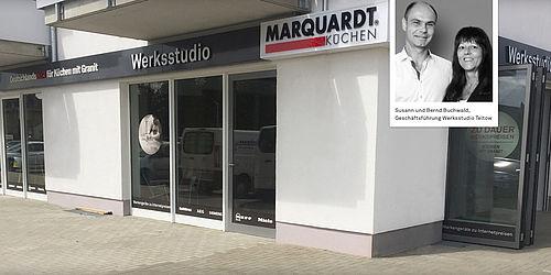 Marquardt k chen der erste franchisenehmer ist am netz for Marquardt outlet deutschland