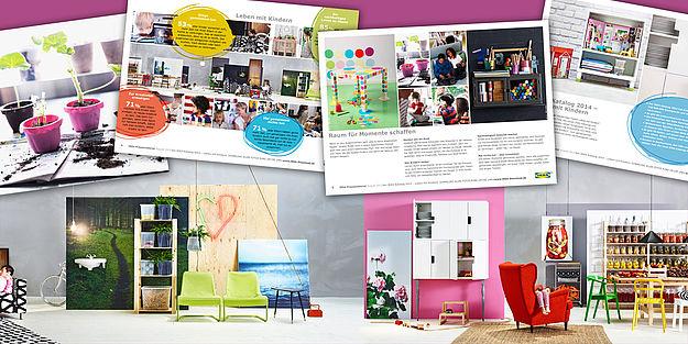 ikea katalog 2014 in hamburg vorgestellt. Black Bedroom Furniture Sets. Home Design Ideas
