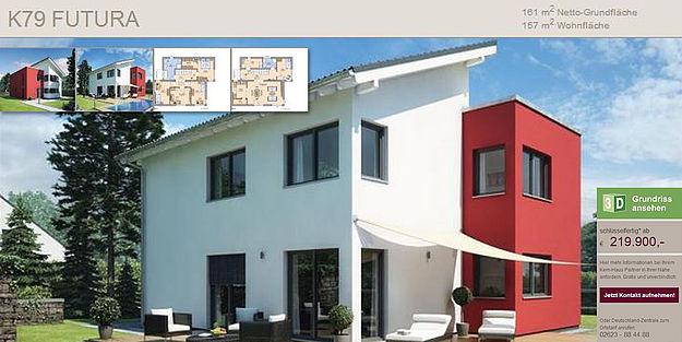trendview kern haus 3d hausplaner geht in den betrieb. Black Bedroom Furniture Sets. Home Design Ideas