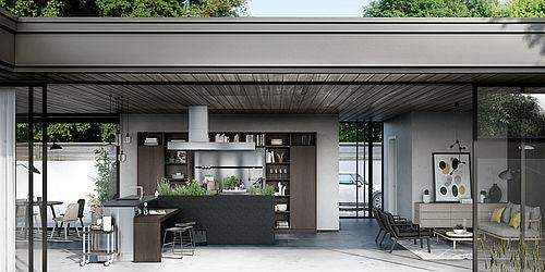 siematic neuer standort in k ln. Black Bedroom Furniture Sets. Home Design Ideas