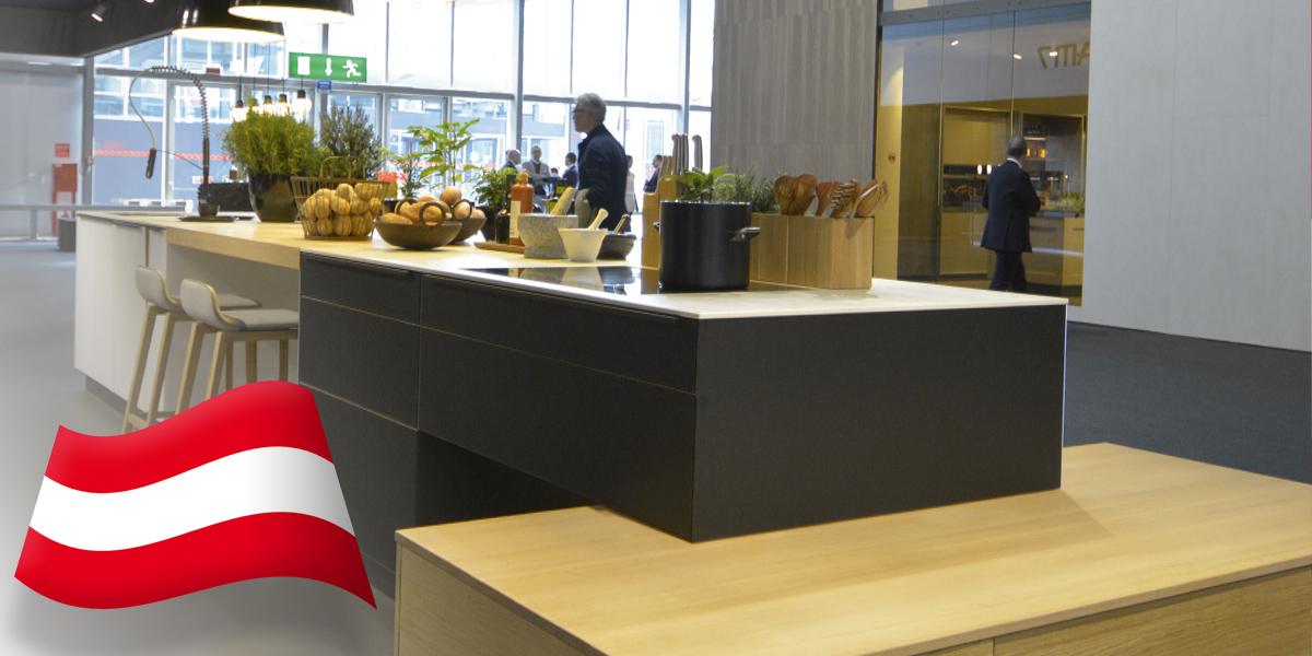küchenmarkt Österreich fast zwei prozent plus moebelkultur
