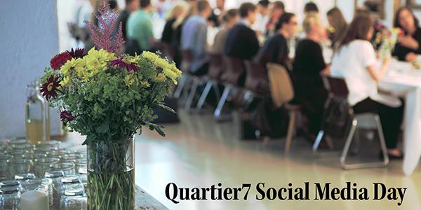 Quartier7 Social Media Day Instagram Und Communities Bieten Gro Es Potential F R Die