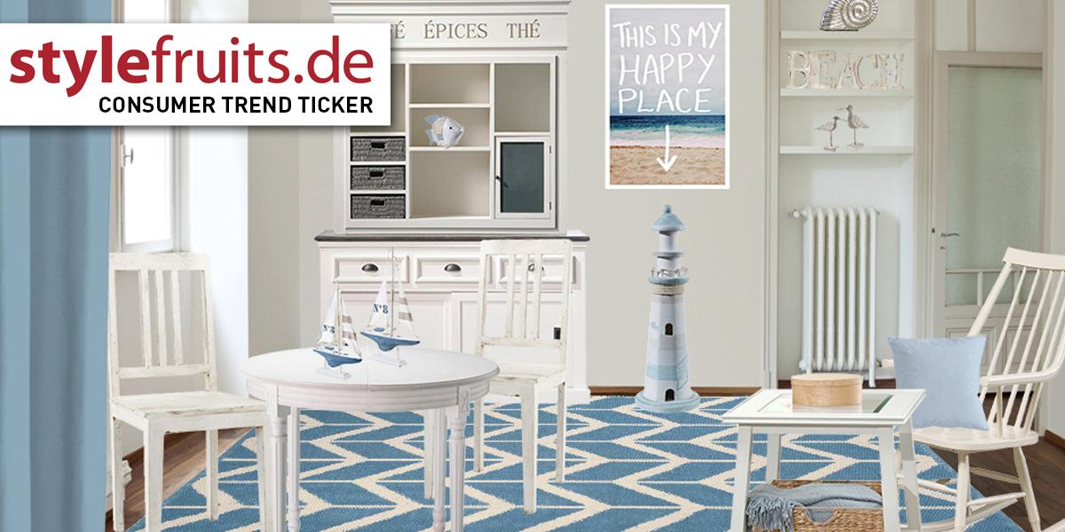 Stylefruits.de Consumer Trend Ticker - My Happy Place: Ein Esszimmer ...