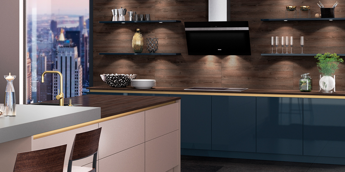 brigitte k chen drei themenwelten im neuen rastersystem. Black Bedroom Furniture Sets. Home Design Ideas