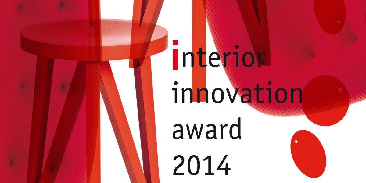 interior innovation award 2014 jetzt noch schnell bewerben. Black Bedroom Furniture Sets. Home Design Ideas