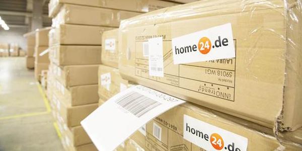 Home24 online m belhaus wird zur aktiengesellschaft for Home24 gmbh