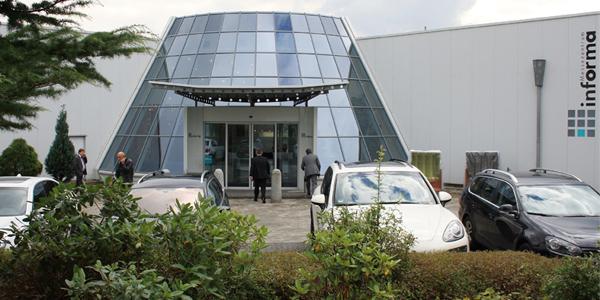 Informa Messezentrum - Komplett ausgebucht - Scholz Polstermöbel ...