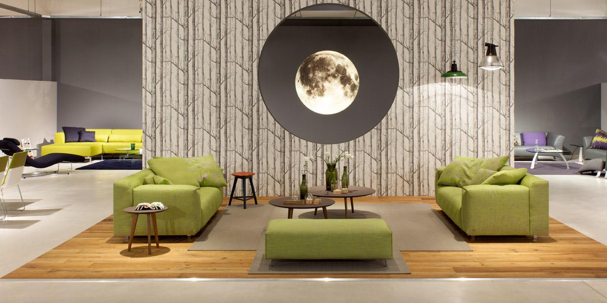 hausmesse s d hersteller gut vorbereitet. Black Bedroom Furniture Sets. Home Design Ideas