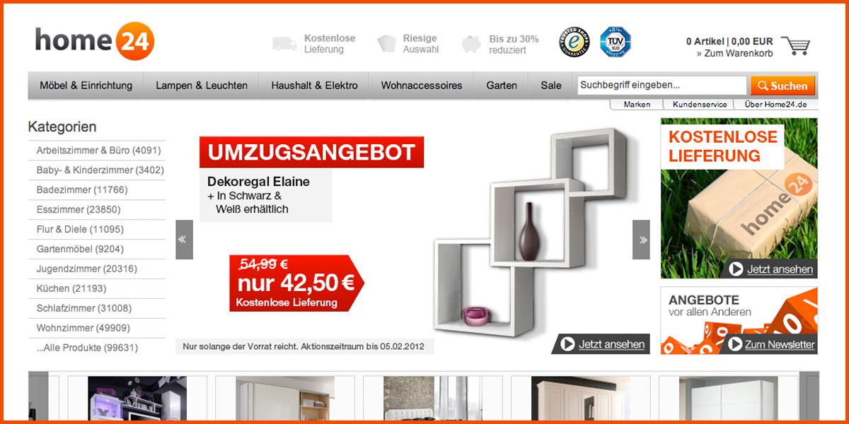 home24 m bel profi ist geschichte jetzt folgt die revolution. Black Bedroom Furniture Sets. Home Design Ideas