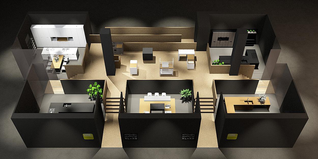 living kitchen so macht k ln appetit auf 2019. Black Bedroom Furniture Sets. Home Design Ideas