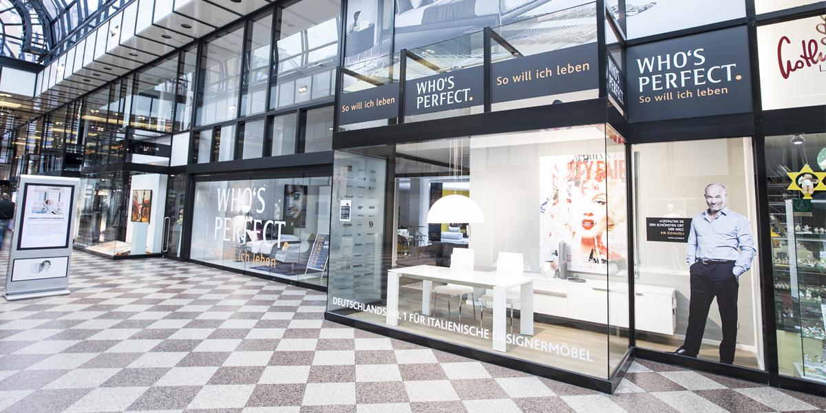 Whos Perfekt who s zweiter store für hannover moebelkultur de