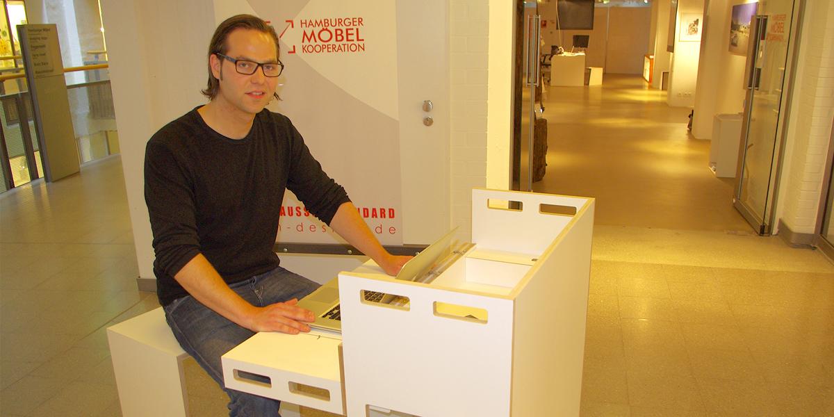 Hamburger Möbel hamburger möbel crowdfunding fans entscheiden designwettbewerb