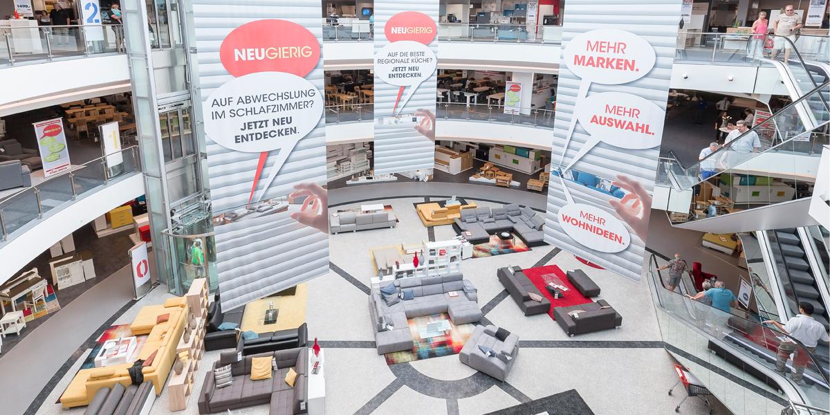 Möbel Martin - Plant Neubau in Saarbrücken - Investitionsvolumen ...
