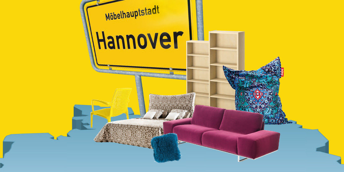 top thema in der aktuellen m bel kultur ungebremstes fl chenwachstum in hannover. Black Bedroom Furniture Sets. Home Design Ideas