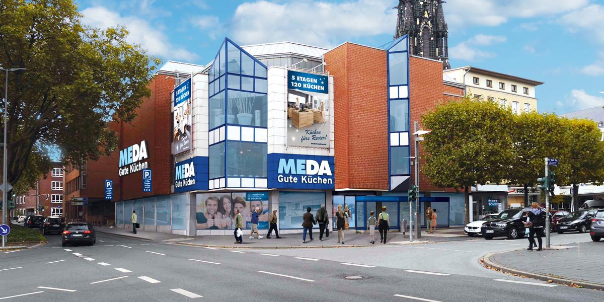 Meda Küchen - Bochum steht in den Startlöchern - moebelkultur.de