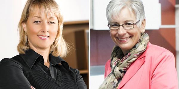 Brigitte Küchen - Ulrike Wessel und Ingrid Kalkbrenner neu an Bord ...