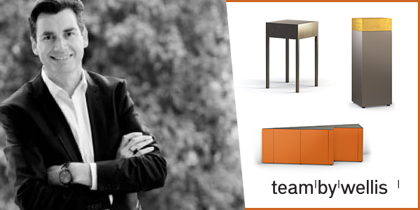 team by wellis carsten albers bernimmt die vertriebsleitung in deutschland. Black Bedroom Furniture Sets. Home Design Ideas
