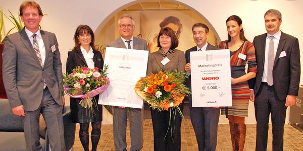 Weko Wohnen hülsta kürt weko wohnen zum händler des jahres 2013