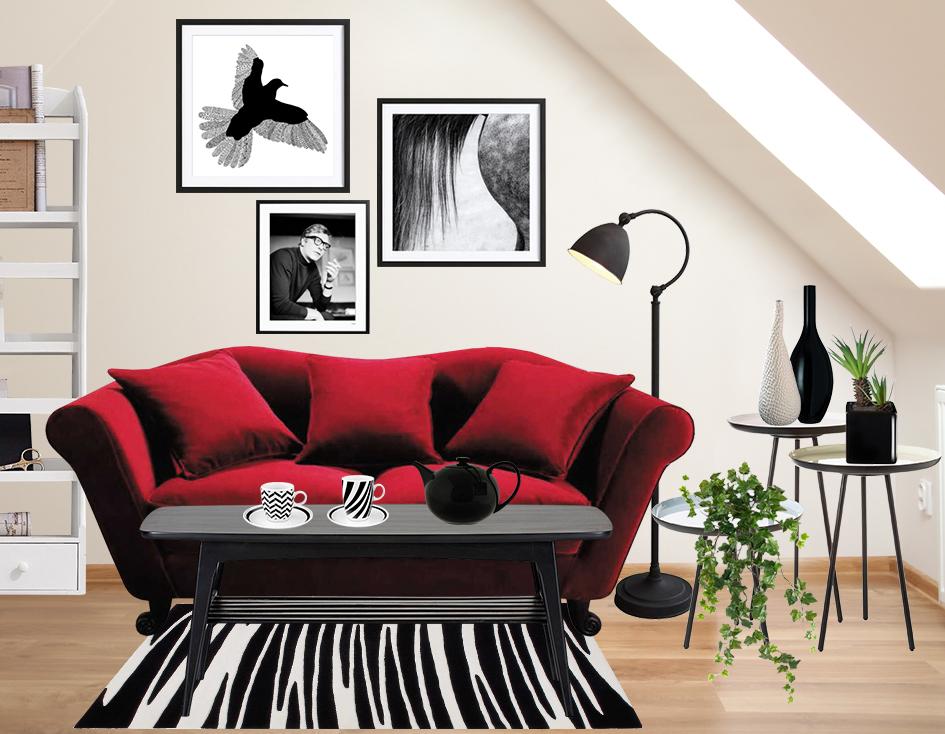Consumer Trend Ticker Manege Frei Das Rote Sofa Als Star Des Wohnzimmers