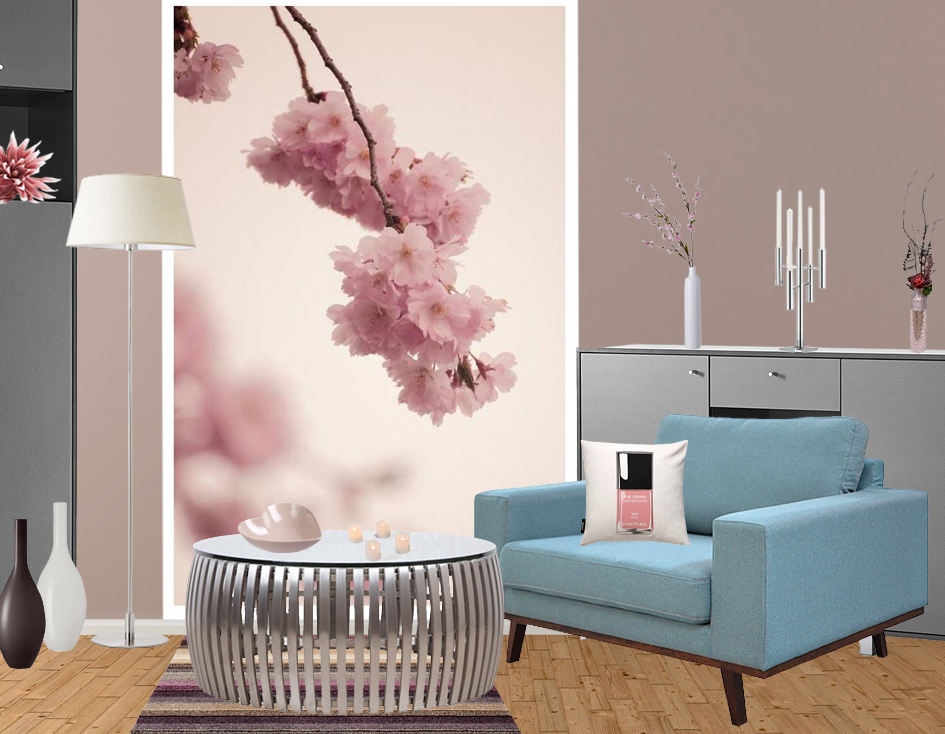 consumer trend ticker sinnliche pastellt ne ein wohnzimmer in den pantone. Black Bedroom Furniture Sets. Home Design Ideas